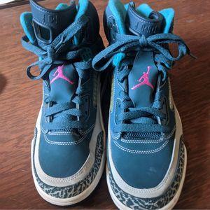 Nike Air Jordan Spizike Space Blue